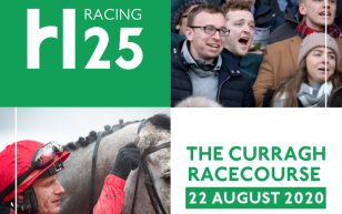 The Curragh partnership with the HRI Racing25 initiative
