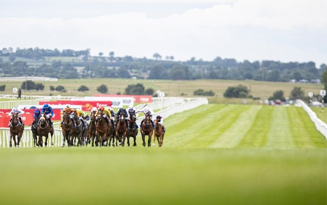 Free family fun at The Curragh