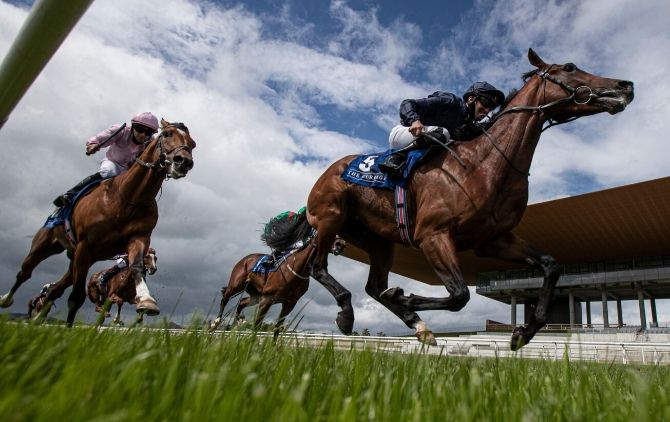 Free bus to and from Newbridge and Kildare to the Curragh races