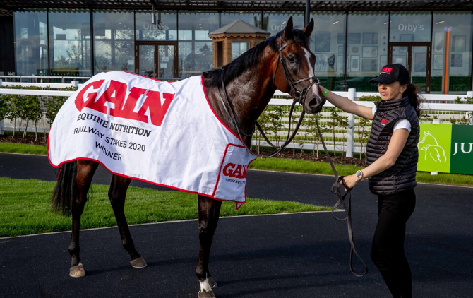 Free Family Entertainment at every race meeting at The Curragh racecourse