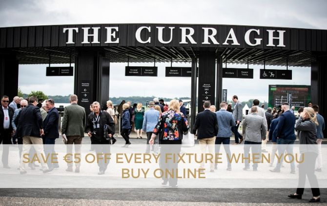 Free playground at the Curragh racecourse