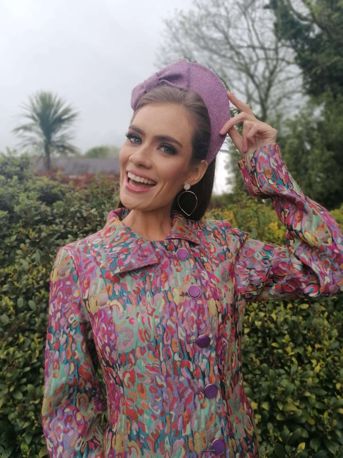 Tipperary Crystal Romi Dublin Virtual Style Competition Winner