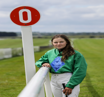 Annalise Cullen Launches The Most Prestigious Apprentice Jockey Race In Ireland - The Bord Na Mona Recycling Apprentice Derby at the Curragh Racecourse on Irish Derby Weekend