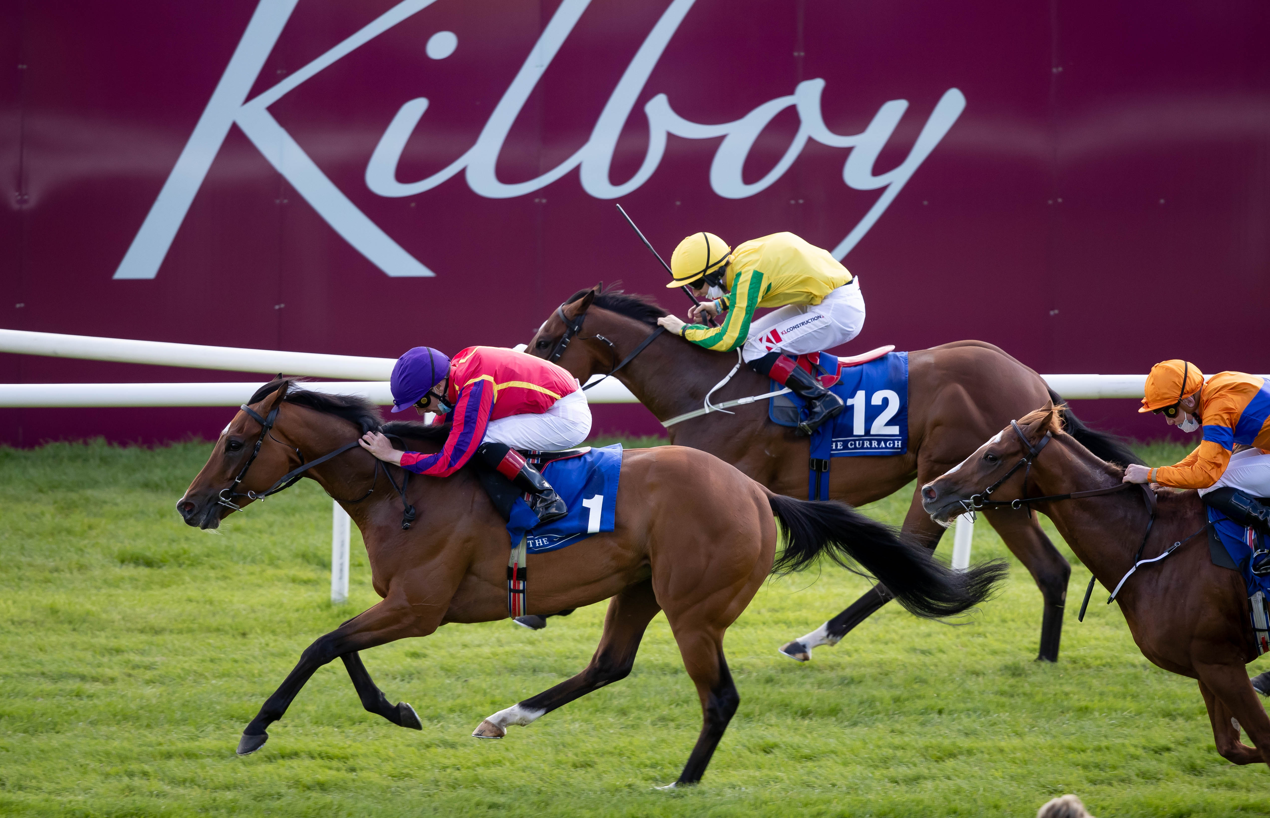 Top class line up for Kilboy Estate Stakes at The Curragh this Sunday