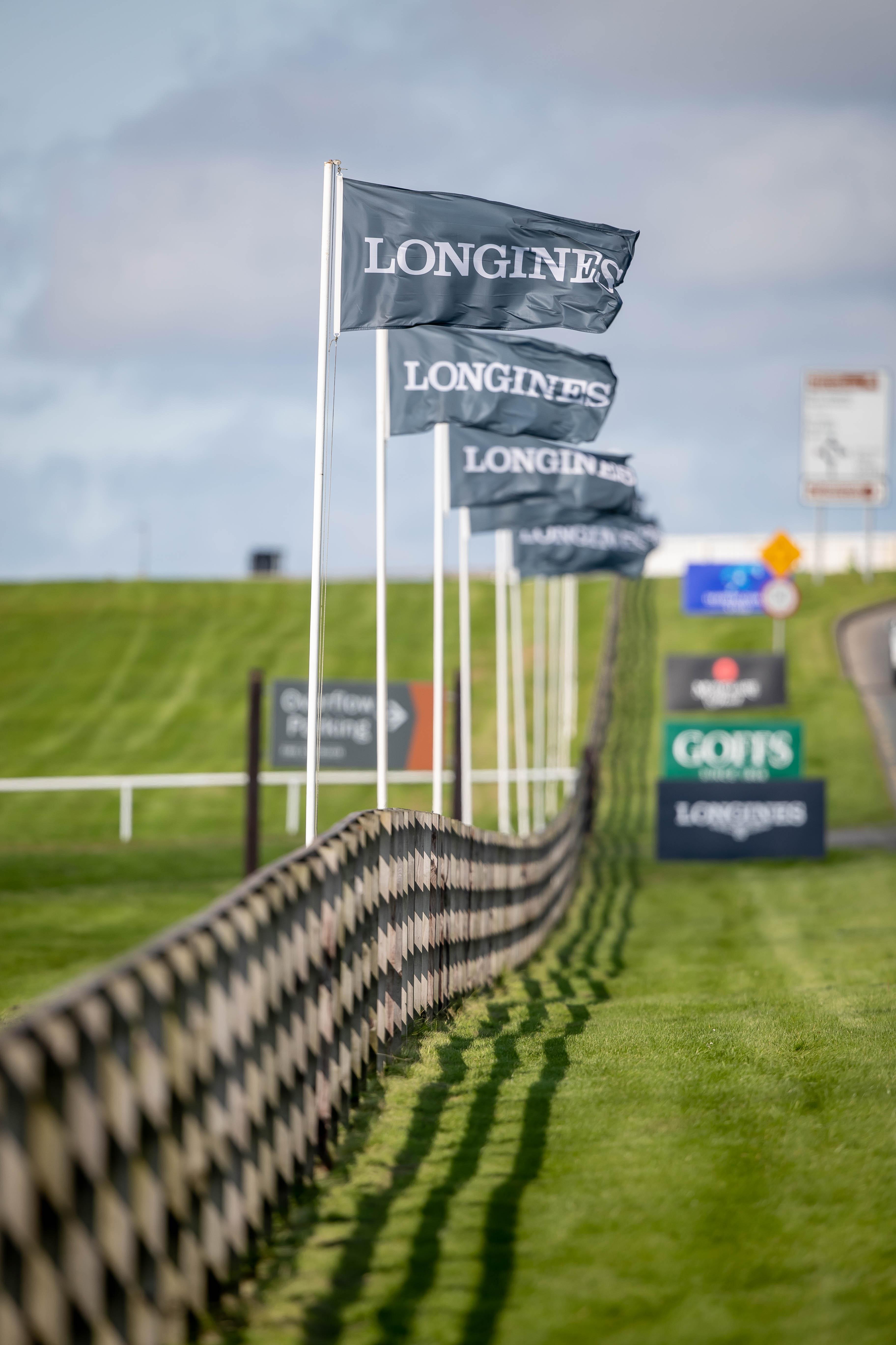 Big guns to roar at Longines Irish Champions Weekend