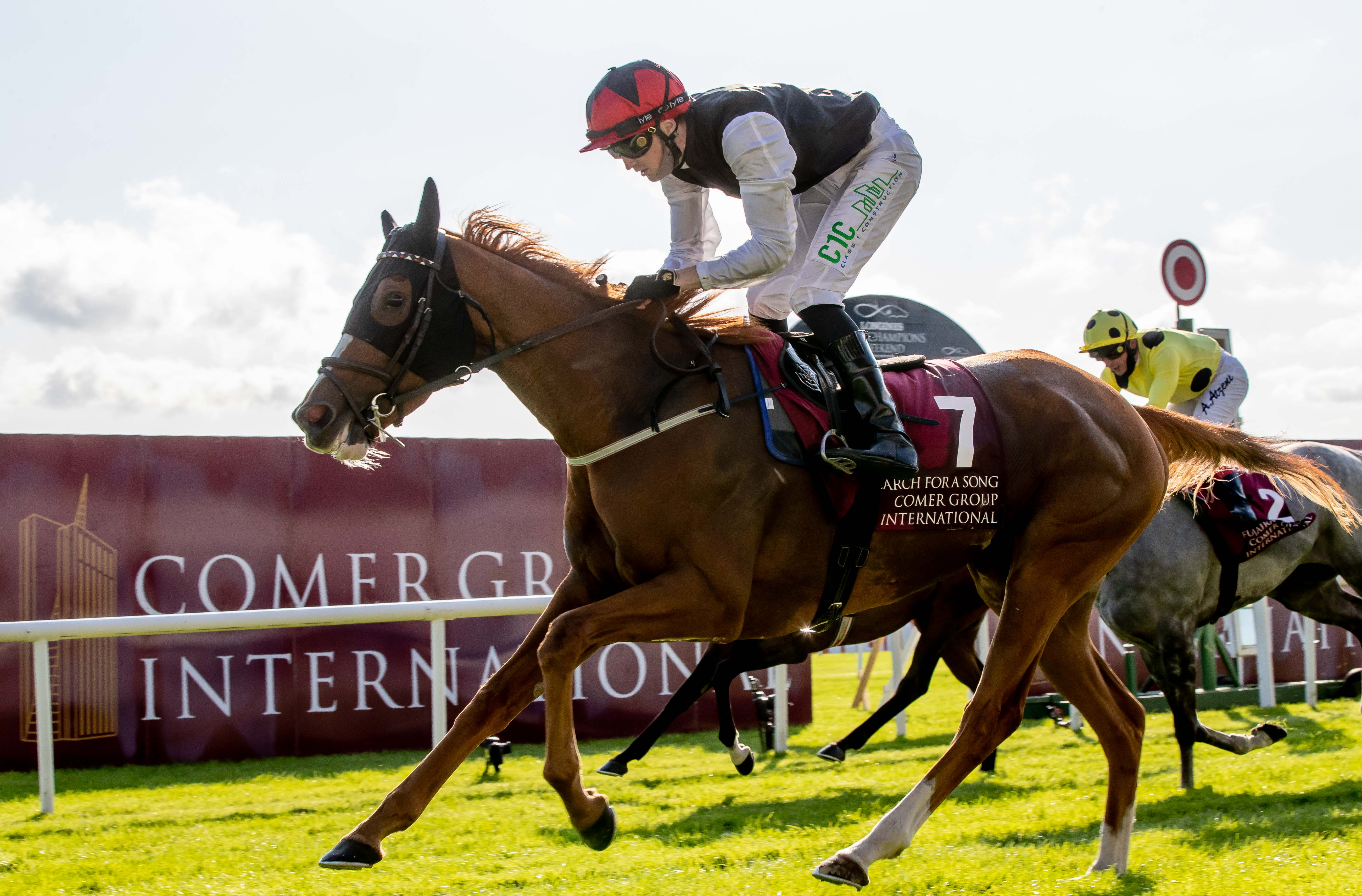 Stellar line up for day two of Longines Irish Champions Weekend at the Curragh on Sunday