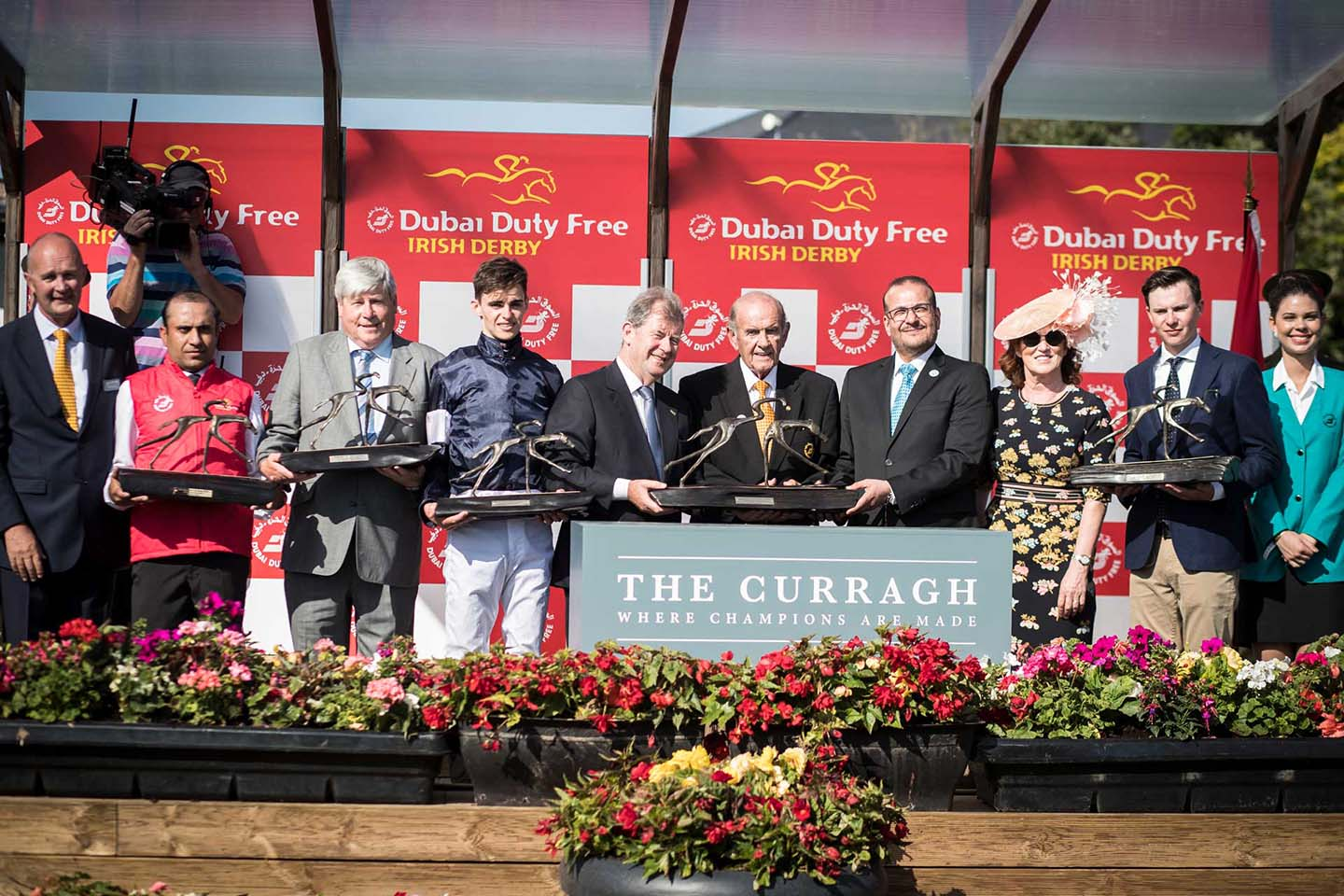 Leading juveniles feature in 2021 Curragh Classics