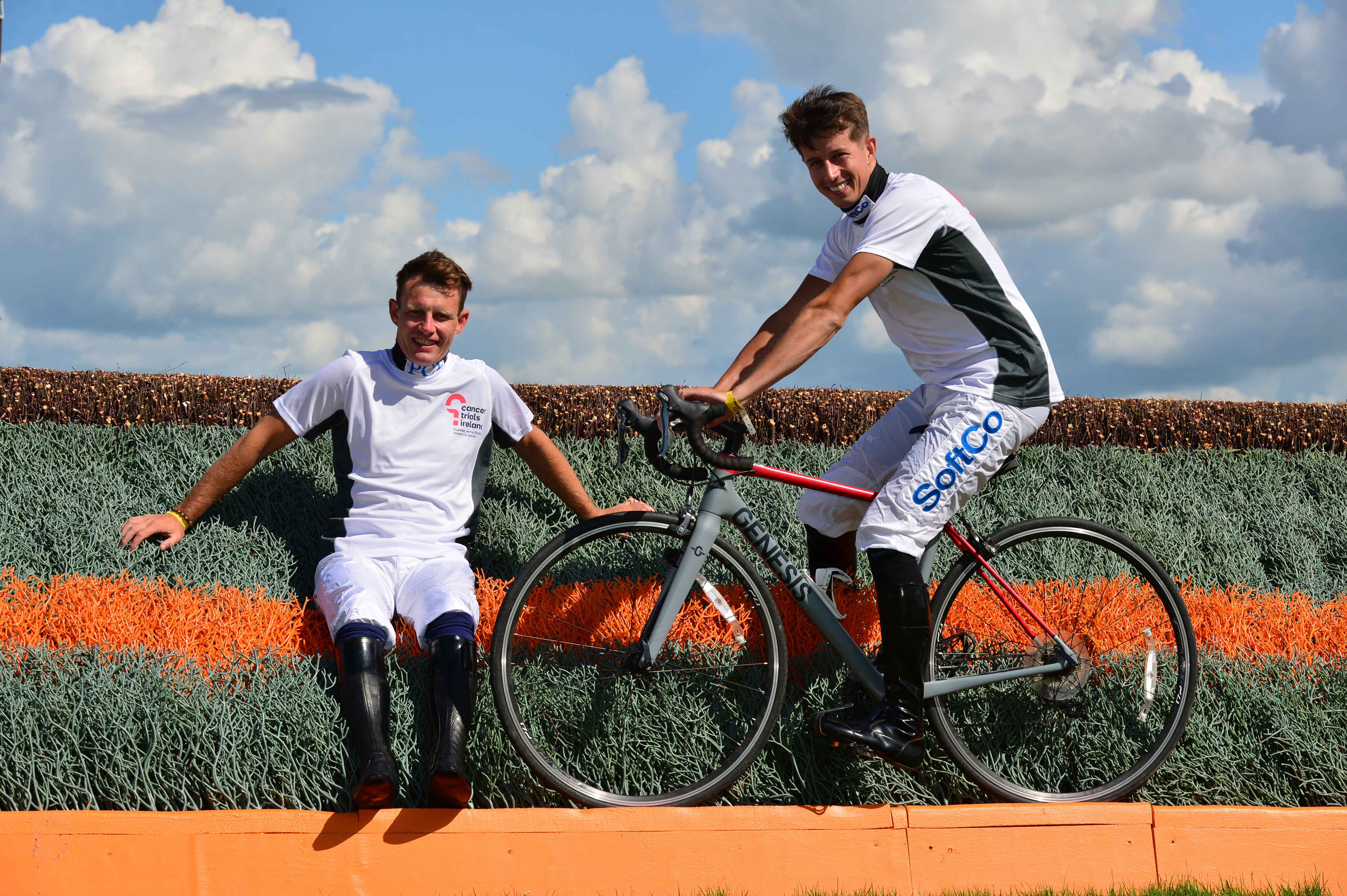 Coast to Curragh charity cycle in memory of Pat Smullen